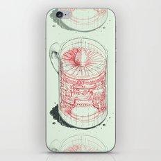 Coffee Jet iPhone & iPod Skin