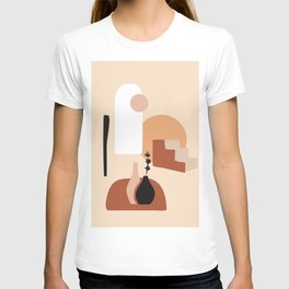 Abstract Elements 18 T-shirt