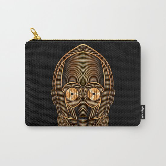 Star . Wars - C-3PO Carry-All Pouch
