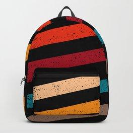 Vintage Polyhedral D20 Dice Minimalist Backpack