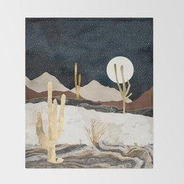Desert View Throw Blanket