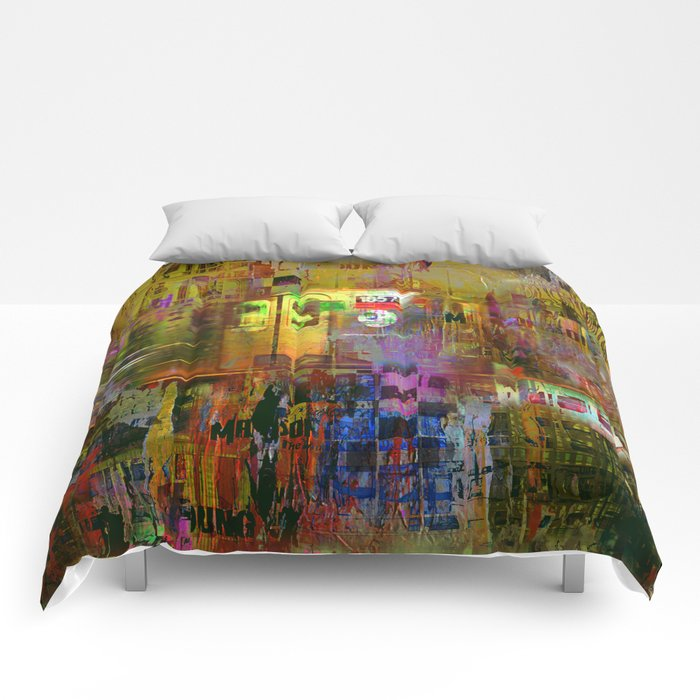 Suburb Comforters