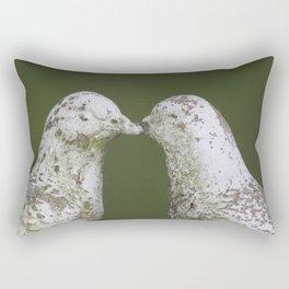 Love Never Ages Rectangular Pillow