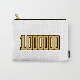 Lemillion 1000000 Carry-All Pouch