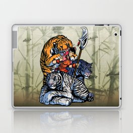 Year Of The Tiger Laptop & iPad Skin