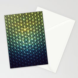 Asanoha 03 Stationery Cards