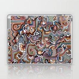 Rayas y rulos Laptop & iPad Skin