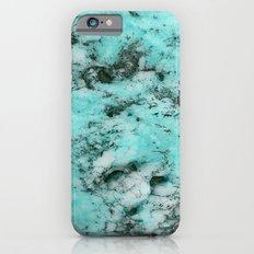 Marbalicious Blue Slim Case iPhone 6s