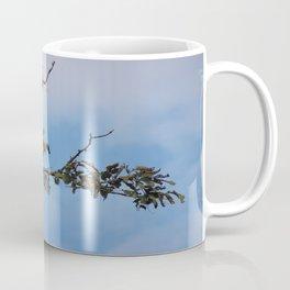 Vulture on start Coffee Mug