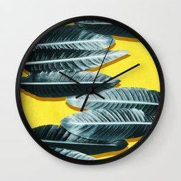 tropical #2 Wall Clock
