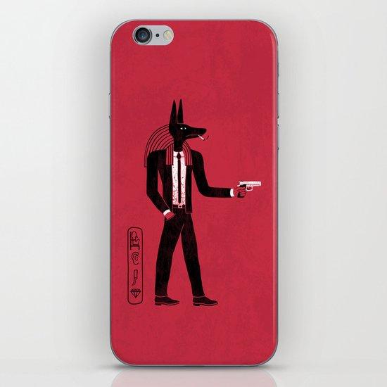 Reservoir God iPhone & iPod Skin