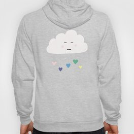 Cloud and Hearts Hoody