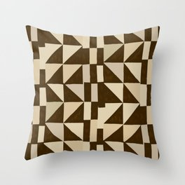 Sagacity Rug Throw Pillow