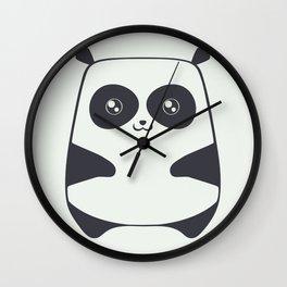 Panda Wall Clock