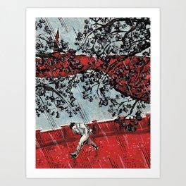 White Nights #4 Art Print