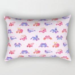 Ribbon Malacostraca Rectangular Pillow