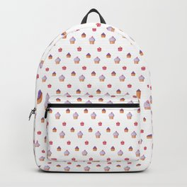 Cupcakes Galore Pattern Backpack