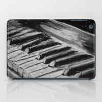 piano iPad Cases featuring Piano by Renny Hendra