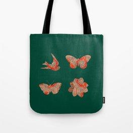Botanical Esprit Tote Bag