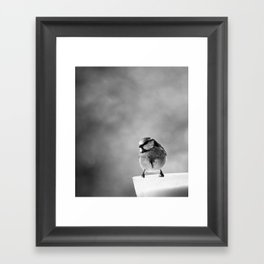 Mr cute Framed Art Print