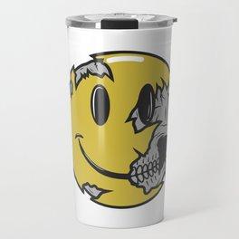Keep Smile Travel Mug