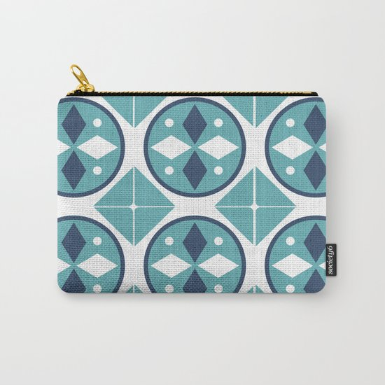 Azulejos Portugal 2 Carry-All Pouch