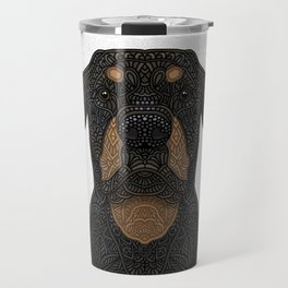 Rottweiler - Teddy Travel Mug