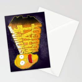 Show Me What You Got Stationery Cards