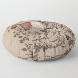 Tricksters Floor Pillow