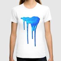 splatter T-shirts featuring Splatter by Hints Photos