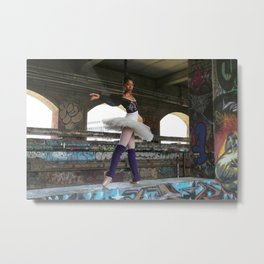 Tendu - by Thaler Photography Metal Print