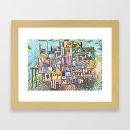 Chapman's House of Dreams 1 Framed Art Print