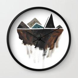 Tennyson #1 Wall Clock