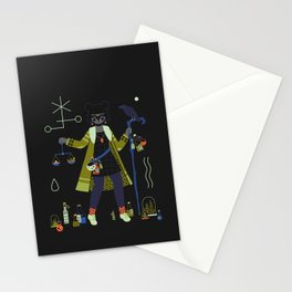 Witch Series: Potions Stationery Cards
