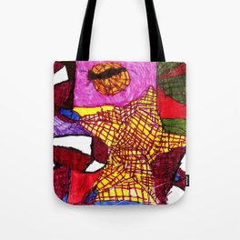 Spider Manny - (Special Guest) Tote Bag