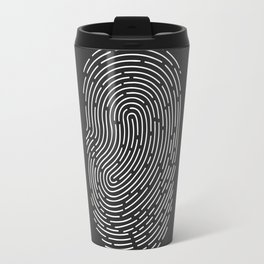 Fingerprint Travel Mug