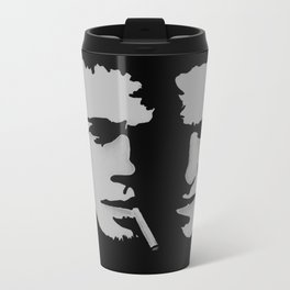 Fifth Rule: One fight at a time, fellas. Travel Mug