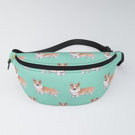 Pembroke Welsh Corgi dog Fanny Pack