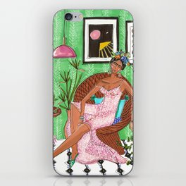 Summer in Byron Bay - Frida collection - iPhone Skin
