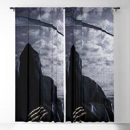 Grim Reaper 001 Blackout Curtain