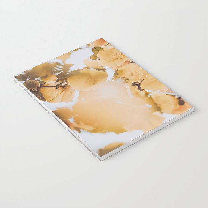 Spring Flowers VII Notebook