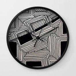 ZTA 7 Wall Clock