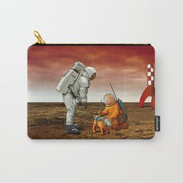 Astronauts Carry-All Pouch