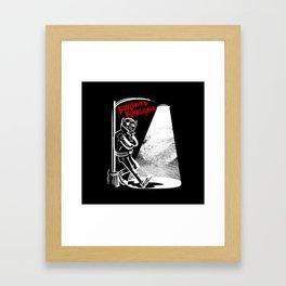 Boulevard Bloodsucker Framed Art Print