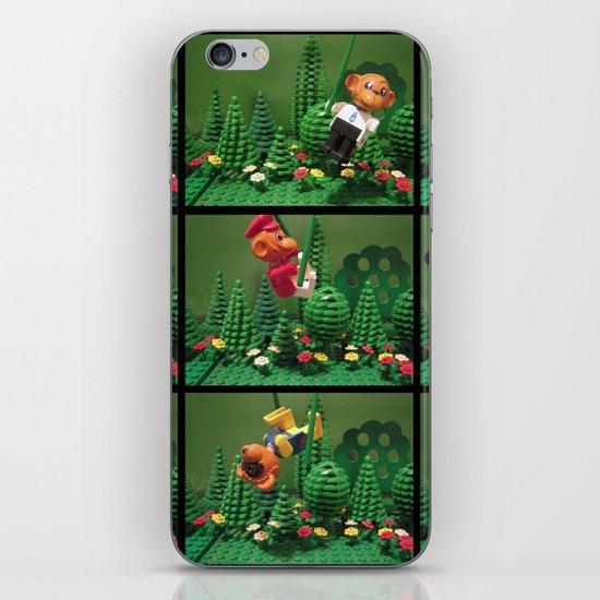 we love the jungle iPhone & iPod Skin