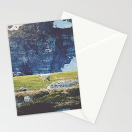 Mountain Wanderer Stationery Cards