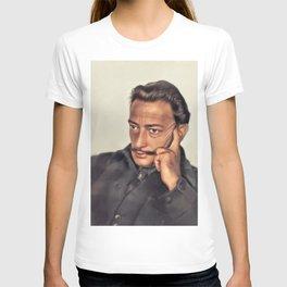 Salvador Dali, Artist T-shirt