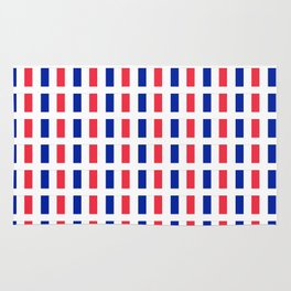 Flag of France 2- France, Français,française, French,romantic,love,gastronomy Rug