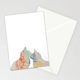 Close friends Stationery Cards