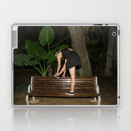 Dance all Night, Sleep all Day Laptop & iPad Skin